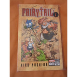 Panini Manga Fairy Tail Latino Tomos Del 1 Al 4 140000