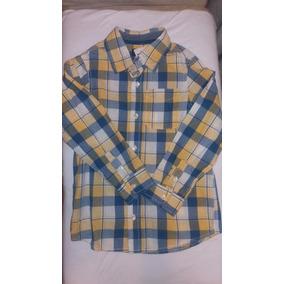 Camisas Escocesas Niños - Envío Gratis