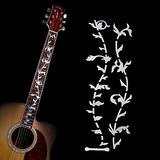 Guitarra Acústica Eléctrica Árbol De La Vida Guitarra Bajo