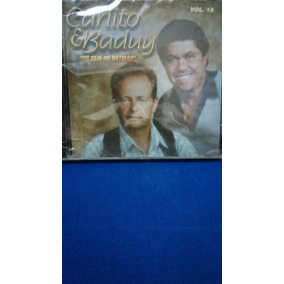 Cd, Carlito & Baduy Vol.15,original (novo) Lacre P.1997!!!