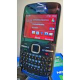 Celular Nokia C3 (unefon Y Iusacel ) Zonas Rurales 2g Y 3g