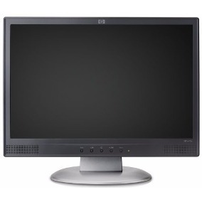 Monitor Lcd Hp Wide W17e Usado