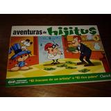 Aventuras De Hijitus 1 - Clarin - El Fracaso De Un Artista