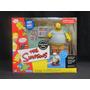 Nuevo Escenario Gordo De Las Historietas Simpsons Playmates