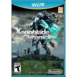 Juego Xenoblade Chronicles X Para Wii U Nuevo Original
