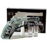 Tequila Hijos Blanco De Villa Edición Revólver Colección