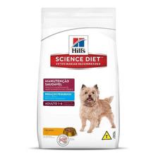 Ração Hill's Manutenção Saudável Science Diet Cachorro Adulto Raça Pequena 15kg