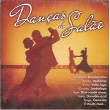 Cd Danças De Salão - Bolero - Novo***