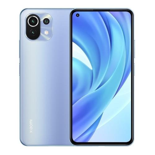 Xiaomi Mi 11 Lite Dual SIM 64 GB bubblegum blue 6 GB RAM