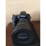 Cámara Nikon D810 Fx Excelentes Condiciones