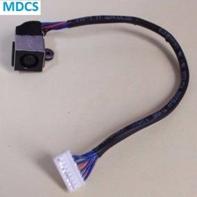 Dc Jack Plug Power Dell Xps L502x L501x Pn Xft6y Pj541 Novo