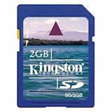 Memoria Sd 2 Gb Kingston No. Sdc/2gb