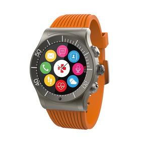Smartwatch Zesport Mykronoz Sport Reloj Digital Naranja