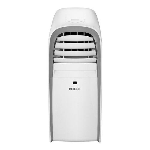 Aire acondicionado Philco portátil frío/calor 3010 frigorías blanco 220V PHP32HA2AN