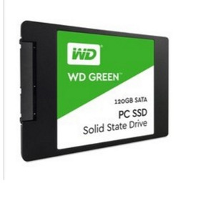 Hd Ssd Western Digital 120gb Wd Green Sata 2.5 6gb/s