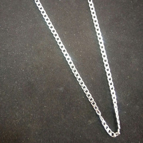 Corrente Masculina Aço Inox 3mm 70cm Garantia Frete Grátis