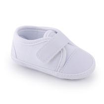 Sapato Infantil Branco 003145 - Kéto