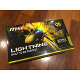 Msi Gtx 980 Ti Lightning 6 Gb - Semi Nueva
