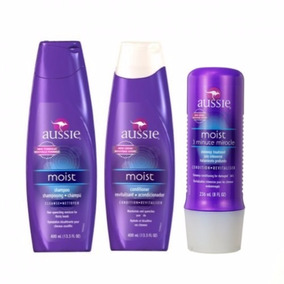 Kit Aussie 3 Minutos Miracle Moist - Shampoo + Condicionador