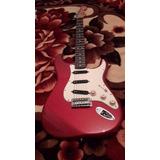 Fender Strato Mexico - Set Dimarzio - Escalopada