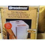 Breadman Automática Máquina De Hacer Pan Máquina De Pan Tr4