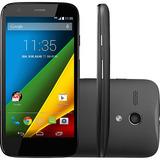 Smartphone Motorola Moto G Tela 4,5 8gb 3g 5mp Preto
