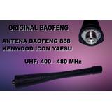 Antena Baofeng 888 Kenwood Icon Yaesu Uhf Original Baofeng