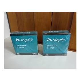 Disket Megalife 144 Mb 10un Cx