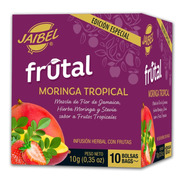 Aromatica Jaibel Frutal Moringa Tropical Trío