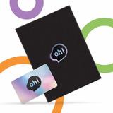 Tarjeta Oh! Gift Card $1000. Holder Premium.