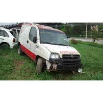 Fiat Doblo 1.8 2010, Baixada Para Retirada De Peças