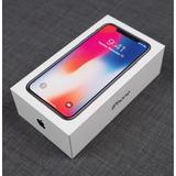 Iphone X 64gb Apple Libre Operador Caja Sellada Tienda