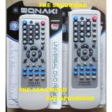 Control Remoto Dvd Universal Incluye Forro