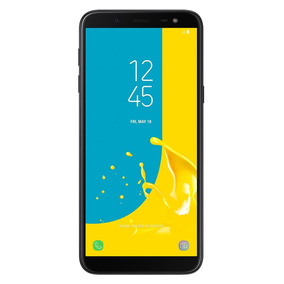 Celular Libre Samsung Sm-j600 Negro