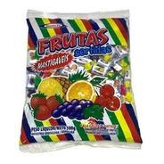 Bala Frutas Sortidas Mastigável  500g