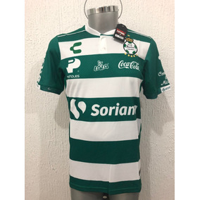 4357b32bb9 Nuevo Jersey Playera Santos Local 2019-2018 Guerreros