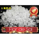 Flor De Sal - Sal De Colima 1 Kilo A Granel