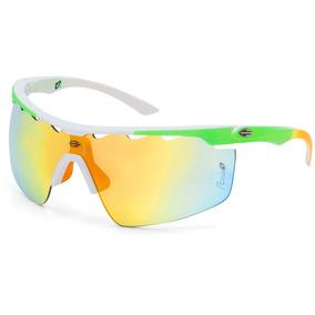 54c2acdd85402 Óculos Solar Mormaii Acqua Verde Oliva Com Branco De Sol Oakley ...
