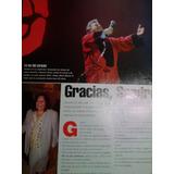 Clipping Recorte Sandro (revista Gente)
