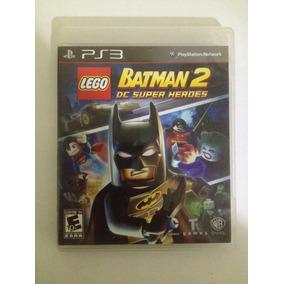 Jogo Ps3 - Lego Batman 2 Dc Super Heroes