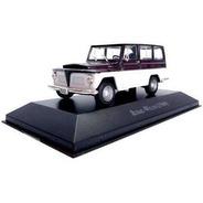 Coleção Carros Inesqueciveis - Rural Willys 1968