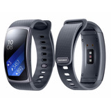 Reloj Smartwatch Samsung Gear Fit2 Negro S Iphone & Android!