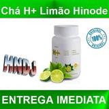 Chá Limão Termogênico Hinode Queima Gordura Detox