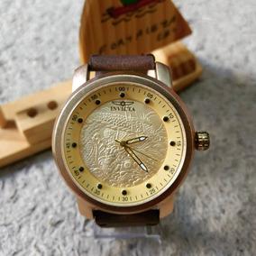 Kit 7 Relógios Masculino Atacado Pulseira De Couro