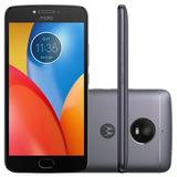 Smartphone Moto E4 Plus Xt1773 Titanium - Dual Chip,4g