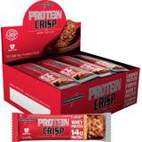 Protein Crisp Bar Cx 12un - Integralmédica Sabores -promoção