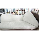 Sofa Cama Individual Estructura De Metal Muy Comodo