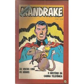 Mandrake Nostalgia Nº 230 Rge 1975 As Voltas C/os Gógios..