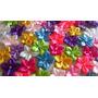 Flores De Cinta Para Manualidades, Lazos, Cintillos,apliques