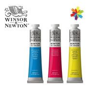 Oleos Winton Winsor & Newton 200 Ml Barrio Norte...